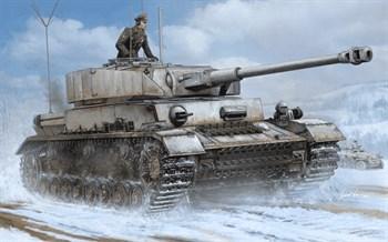 German Pz.Beob.Wg. Iv Ausf.J Medium Tank  (1:16)