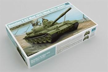 Танк Т-62 мод.1975(мод.1972+КТД2) (1:35)