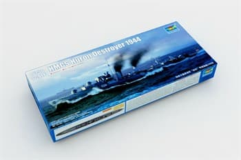 Корабль Hmcs Huron Destroyer 1944 (1:350)