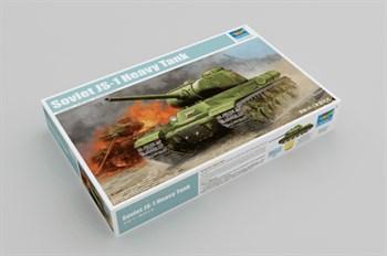 Танк советский ИС-1 (1:35)