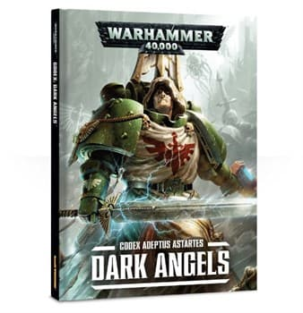 Codex: Dark Angels (Sb) (English)