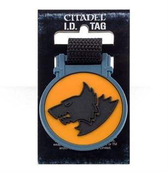 Знак Космических Волков (Space Wolves Tag)