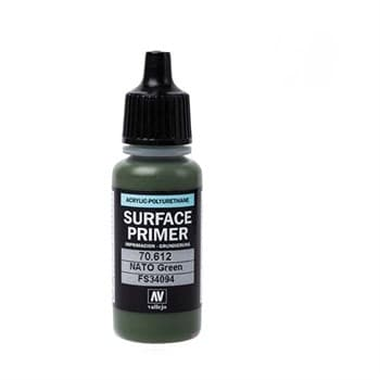 (!) Surface Primer Verde Nato 17 ml.