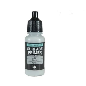 (!) Surface Primer Grey 17 ml.