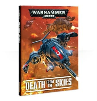 DEATH FROM THE SKIES (HB) (ENG)