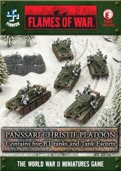 Panssari Christie Platoon (with Tank Escorts)