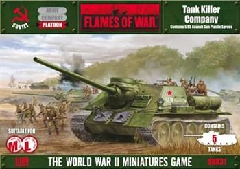 Tank Killer Company (Plastic)