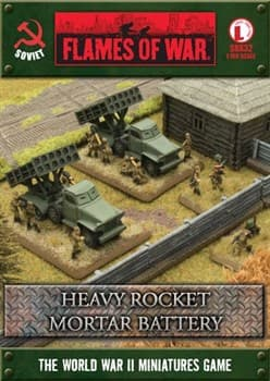 Heavy Rocket Mortar Battery