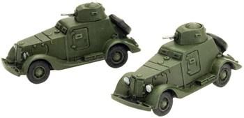 BA-20 Armoured Car