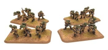 Flame-thrower Platoon