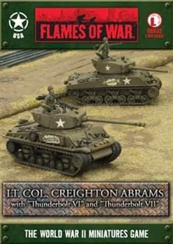 Lt. Col. Creighton Abrams