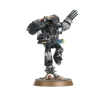 Edryc Setorax, Raven Guard Veteran