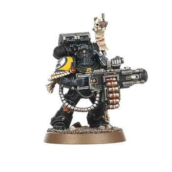 Rodricus Grytt, Imperial Fists Devastator