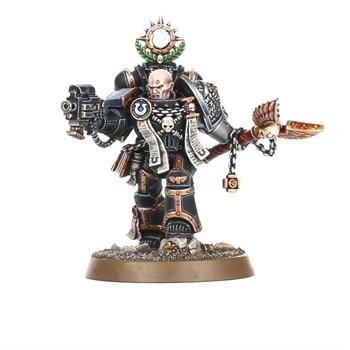 Ortan Cassius, Ultramarine Chaplain