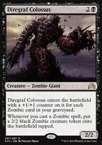 Diregraf Colossus FOIL