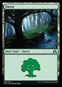 Forest (#296) FOIL
