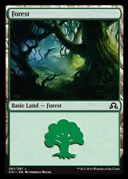 Forest (#297) FOIL