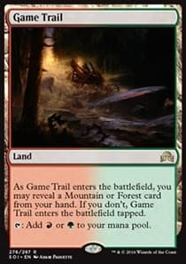 Game Trail FOIL