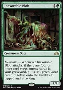 Inexorable Blob FOIL
