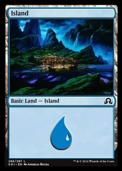 Island (#288) FOIL