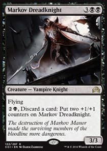Markov Dreadknight FOIL