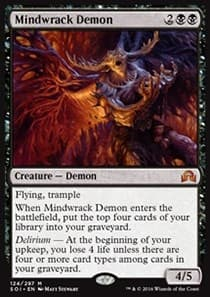 Mindwrack Demon FOIL