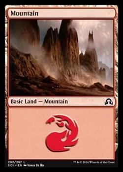 Mountain (#292) FOIL