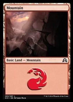 Mountain (#293) FOIL