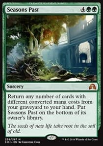 Seasons Past FOIL