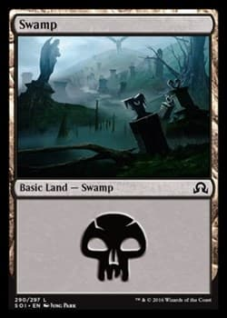 Swamp (#290) FOIL