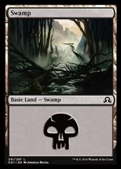 Swamp (#291) FOIL