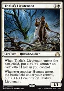 Thalia's Lieutenant FOIL