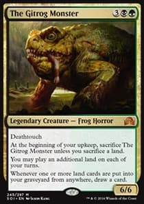 The Gitrog Monster FOIL