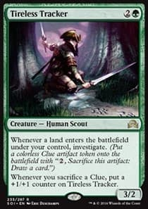 Tireless Tracker FOIL