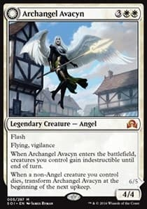 Archangel Avacyn \\ Avacyn, the PurifierFOIL