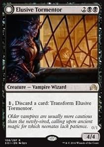 Elusive Tormentor \\ Insidious Mist