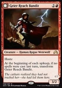 Geier Reach Bandit \\ Vildin-Pack Alpha FOIL