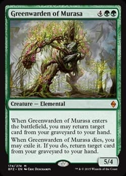 Greenwarden of Murasa FOIL