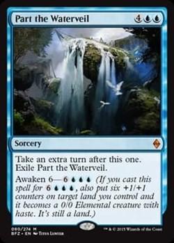 Part the Waterveil FOIL