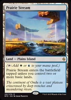 Prairie Stream FOIL