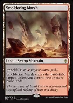 Smoldering Marsh Англ.