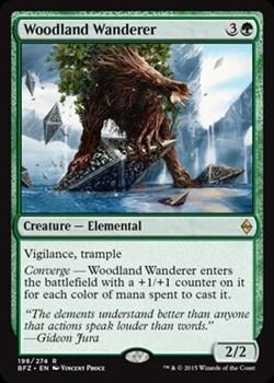 Woodland Wanderer FOIL
