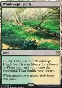 Windswept Heath - Near Mint (не пользованное)