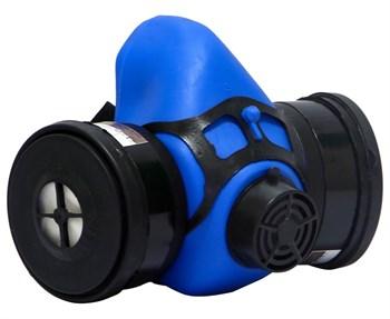 Полумаска фильтрующая ИСТОК-400 (РУ-60М), марка А1Р1// СИБРТЕХ/Россия