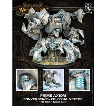 Convergence Prime Axiom BOX
