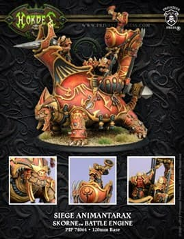 Skorne Seige Animan Engine BOX
