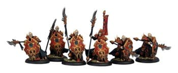 Skorne Karax Unit BOX