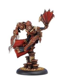 Skorne Epic Warlock Lord Assassin BLI