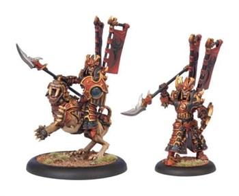 Skorne Tyrant Rhadeim Character BOX