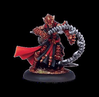Skorne Bloodrunner Master Tormentor BLI